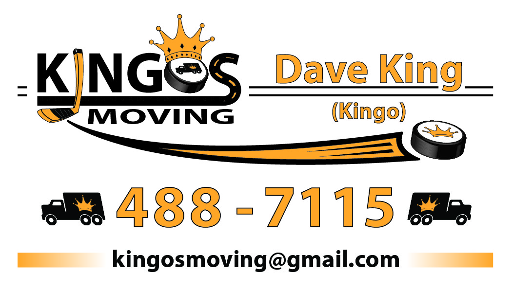 Kingos Moving Inc.      <br> <b> Choose One:  </b> </br>